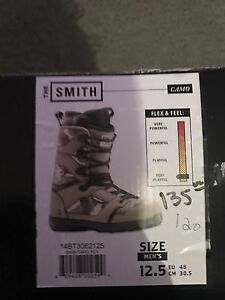 Rome snowboards snowboard boots size 12.5