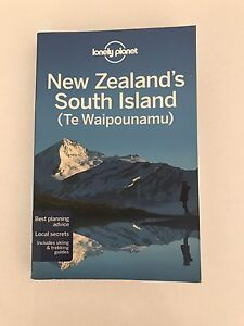 Lonely Planet New Zealand South Island Newstead Brisbane North East Preview