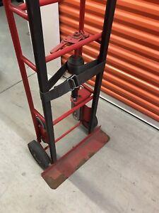 Heavy Duty StairClimber Hand Truck
