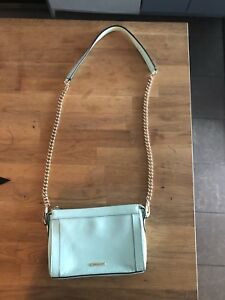 Rebecca Minkoff mint crossbody purse brand new