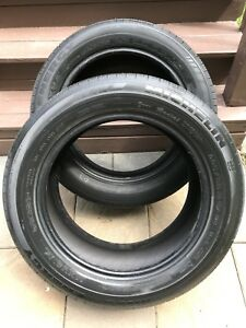 P225 55R 17 Michelin Tires