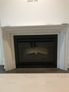 Dimplex 39-In Purifire 2-Sided Built-in Electric Fireplace