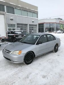 Honda civic 154 000km 1280!!!