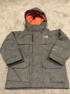 North Face winter coat - Toddler 3T