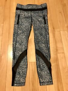 Lululemon Crop Leggings - Size 4