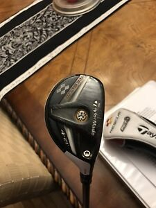 TaylorMade 4 hybrid rescue RH Golf Club