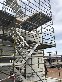 SCAFFOLD INSTALLATION SERVICE