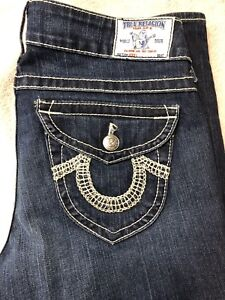 Woman's True Religion Jeans  Style Becky Size 29