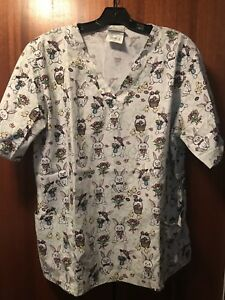 SCRUB SUITS LOT XL / LARGE pants and top