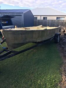 Boat and Trailer Wynnum West Brisbane South East Preview