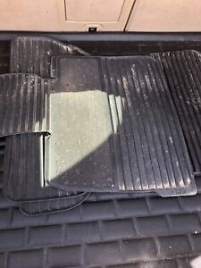 BMW X5 X6 Original floor mats 2007-2013 E70 E71