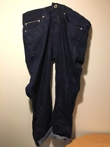 Naked and famous denim weird guy size 30