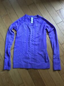Ivivva size 10 Fly tech long sleeve shirt