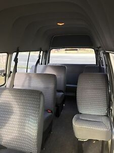 Seats for hiace commuter Helensvale Gold Coast North Preview