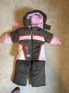 12 month old snow suits and jacket