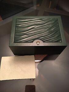 Genuine Rolex mid size Box