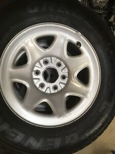 2019 Silverado Steel Wheels
