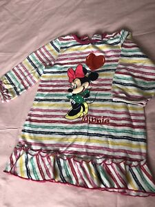 Minnie mouse girl's top size 4/5