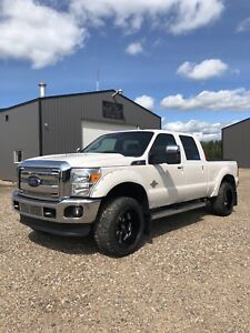 2015 Ford F-250 Powerstroke 6.7