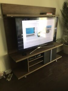Brand New TV Stand and Panel