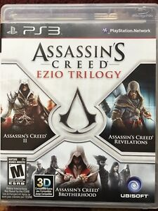 Assassins Creed Ezio Trilogy