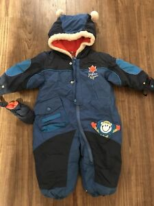 Snowsuits in good condition