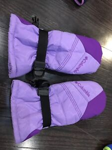 Columbia ski mittens - Youth size M