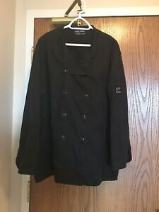 Chef's Choice jacket brand new XL