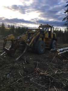 Skidder | Find Heavy Equipment Near Me in British Columbia