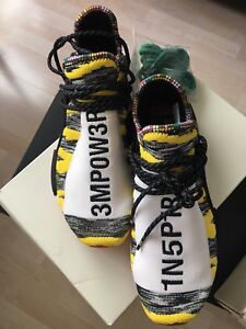 PHARRELL WILLIAMS SOLAR HU NMD-Size 9.5