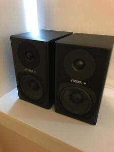 Fostex Speakers
