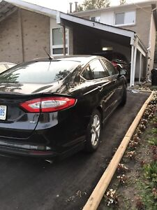 2013 Ford Fusion 95k