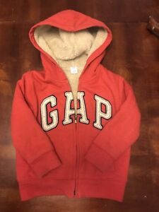 Gap Zipped Coat/Hoody Size 4