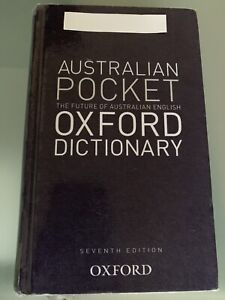 Australian Pocket Oxford Dictionary Carindale Brisbane South East Preview