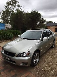 Lexus IS200 2004 Hornsby Hornsby Area Preview