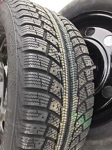 New Nord Frost winter tires with rims 235/55R17