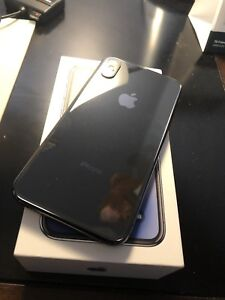 IPhone X 256GB with Applecare+ and Receipt