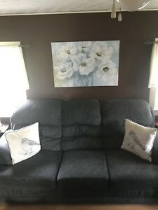 Matching Sofa and Living Room Chair