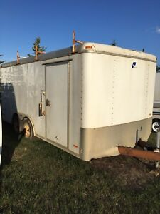 8.5 x 16 pace American cargo trailer