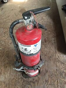 10 lb fire ABC extinguisher