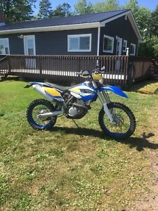 2013 Husaberg Fe 350 (street legal) Brookfield