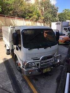 2015 Hino Tipper Alexandria Inner Sydney Preview