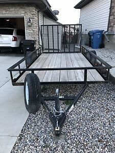 2013 6 x 12 Carry on trailer