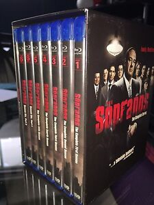 The sopranos blu ray