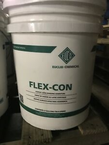 Flex Con Acrylic Bonding Admixture