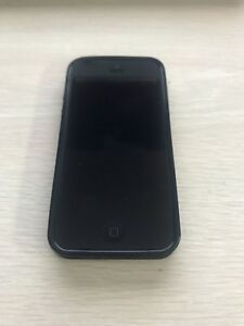 Iphone 5 32gb noir 100% Unlocked