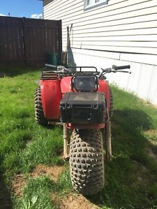 1984 Honda 200es big red