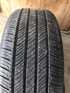 4 pneus d'été Hankook 215/55R16 5x114.3
