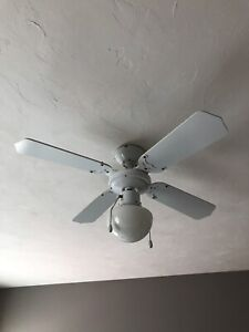 CEILING FAN LIGHT FIXTURE FOR SALE