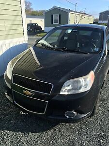 CHEVY AVEO 5 2009 Manual